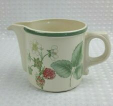 "Wedgwood Raspberry Cane 7.5cm / 3""  Milk Cream Jug  - Vintage Excellent"