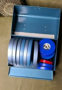 15 Large Lot 8mm and Super 8 film. 1960s. No labels