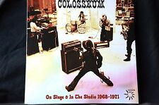 "Colosseum On Stage & In The Studio 1968 - 1971 2 x 12"" vinyl LP New"