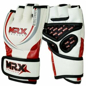 Grappling Boxing Gloves Muay Thai MMA UFC Fighting Punch Training Mitts UFC