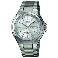 Genuine  CASIO LINEAGE LIN-171J-7AJF Titanium Analog Silver Men's Watch F/S New