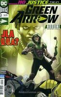 Green Arrow (6th Series) Annual #2  DC COMICS  COVER A 1ST PRINT