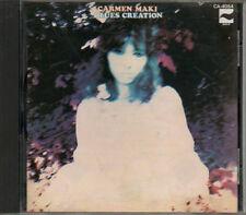 CARMEN MAKI-BLUES CREATION CD NEW