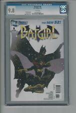 Batgirl #6 CGC 9.8 NM/MT DC Comics The New 52 Adam Hughes Cover 4/12 Adrian Syaf