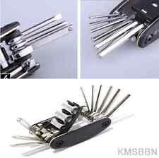 Multifunction Repair Tool Kit Allen Key Hex Socket Wrench For Yamaha Motorcycle