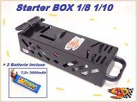 Cassette démarrage Hsp SP démarreur boîte modèle de voiture 1/10 et 1/8 buggy