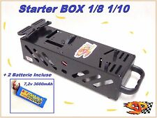 Kassette start Hsp SP starter box rc-modell 1/10 e 1/8 buggy losi Mugen