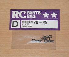 Tamiya 58231 Wild Dagger, 9415520/19415520 Metal Parts Bag D, NIP
