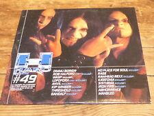 Various – HARD ROCK # 49 !!!! !!! RARE CD FRANCE