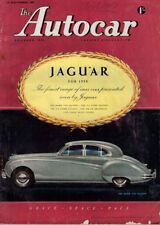 November The Autocar Cars, Pre-1960 Transportation Magazines