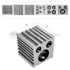 Dapping Block Hammering Shaping Soft Metalworking Jewelry Hobby Steel Metal Tool