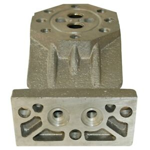 Replacement Electric Hydraulic Log Splitter Pump Casting Housing