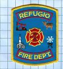 Fire Patch - Refugio