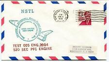 1979 NSTL George Marshall Space Flight Center Rockwell Test 005 Engine 2004 USA