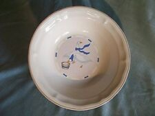 Newcor China Geese Goose COUNTRYSIDE Cereal/Soup Bowl (loc-D13)