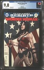 Wonder Woman (2017) #30 CGC Jenny Frison Variant Cover!