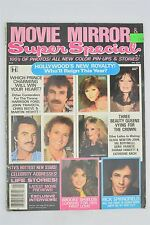 Movie Mirror Super Special #8 1981 Vintage US Magazine Hollywood Brooke Shields