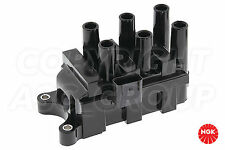 New NGK Ignition Coil For FORD Cougar 2.5 2000-01