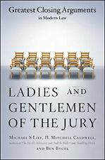 Ladies and Gentlemen of the Jury: Greatest Closing Ar... by Bycel, Ben Paperback
