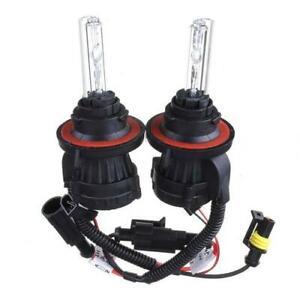 H13 Xenon HID Lo/Hi Bulbs  4300K-10000K USA SELLER