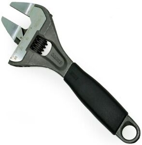 """BAHCO 170MM(6"""") 90 SERIES ADJUSTABLE WRENCH. - 9029-T"""