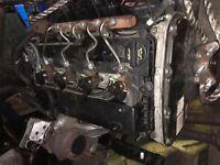 FORD TRANSIT MK7 11-15 2.2 EURO 5 TDCI ENGINE CYFB
