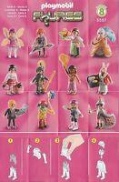 Playmobil 5597 Figuren Figures Serie 8 Girls - neuwertig