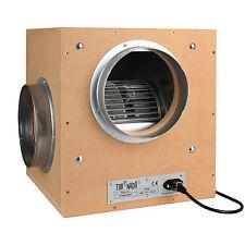 wooden box fan 150mm 1500m3