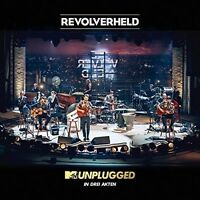 REVOLVERHELD - MTV UNPLUGGED IN DREI AKTEN 2 CD ++++++ NEU