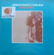 ANNETTE PEACOCK & PAUL BLEY Dual Unity BAMBOO RECORDS Sealed 180 Gram Vinyl LP