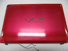 SONY VAIO VPCEA3S1E Screen Lid Rear Cover / Cables 012-400a-3029