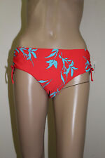 Gap Womens Red Floral Classic Hipster Bottom Bikini NWT Size MEDIUM