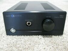 Cary Audio Tube Headphone Amplifier Hh-1 Msrp $1595.00 reduced to $735.00!Great