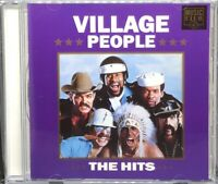 VILLAGE PEOPLE - THE HITS, CD ALBUM, (1991).