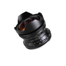 New 7.5mm f2.8 fisheye lens Fr Panasonic Olympus Micro4/3 cameras GH1/2 E-M1E-M5