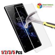 Tempered Glass Screen Protector For Sony Xperia XZ/X Compact/L1/L2/XA1/X/XZ1/XZ3