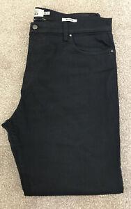 M&S Collection Dark Navy Regular Jeans With Stretch. Size W40 L31 *Worn Twice*.