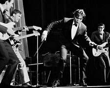 """Cliff Richard and the Shadows 10"""" x 8"""" Photograph no 12"""