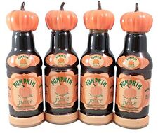 Wizarding World Of Harry Potter Honeydukes Pumpkin Juice 4 pack Fresh & Sealed