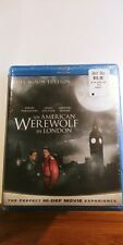 New listing An American Werewolf in London (Blu-ray Disc, 2014) Full Moon Edition Sealed New