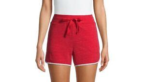Women's Regular & Plus Athleisure Gym Shorts: XL-XXL(2X)--XXL(3X)