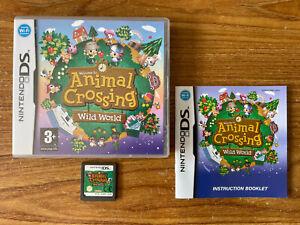 Animal Crossing: Wild World (Nintendo DS) PAL