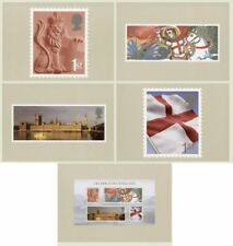 Mint Never Hinged/MNH Celebrities Superb Great Britain Stamps