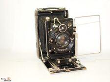 Zeiss Ikon ICA Trona 110 6x9 Plattenkamera Objektiv Dominar 1:4,5 F=10,5cm