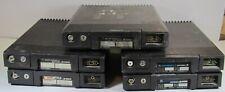 Lot of 5 Motorola Syntor X9000 VHF Radios