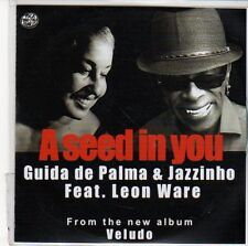 (EQ463) Guida De Palma & Jazzinho, A Seed In You - 2013 DJ CD