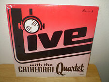 "THE CATHEDRAL QUARTET...""LIVE""......NEW SEALED LIVE GOSPEL CONCERT ALBUM"