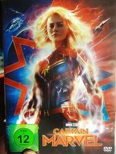 Walt Disney Captain Marvel Sci-Fi Fantasy Film (DVD)