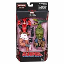 "Marvel Legends BAF Deadpool Series (Sauron) - ""Casual"" Deadpool 6"" Action Figure"