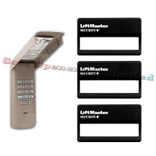 Liftmaster ACKIT 390Mhz Access Value Pack (3) 971LM Remotes & (1) 877Max Keypad